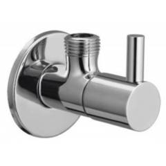 Drizzle Flora Brass Angle Valve (Pack of 8)