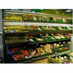6-12 Feet Vegetable Rack, Load Capacity: 50-150 kg