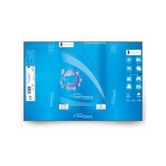 Bindal 80 GSM A4 Size 500 Sheet White Copier Paper (Pack of 10)