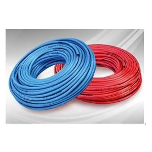 Sant Gold 8 mm Wrapped Red Welding Hose Pipe (Pack of 3)
