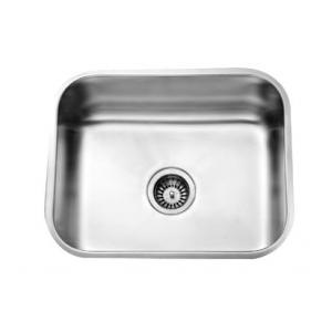 Jayna Spartan SB-03 Anti-Scratch Sink Without Border, Size: 19 x 16 in