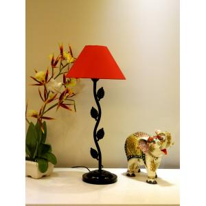 Tucasa Table Lamp with Conical Shade, LG-137, Weight: 600 g
