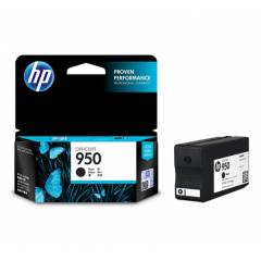 HP 950 Black Ink Cartridge, CN049AA