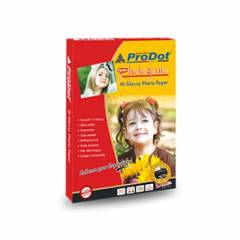 Prodot 180 GSM 4x6 Inch Glossy Photo Paper, 50 Sheets