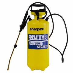 Sharpex 7.5 Litre Manual Sprayer with 3 Bar Spray Pressure