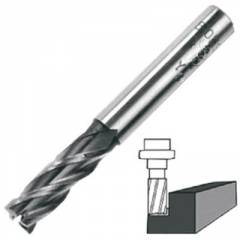 Addison HSS End Mills Parallel Shank (Pack of 50) 5mm