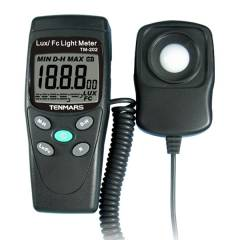 Tenmars Digital Lux/FC Light Meter, TM-202