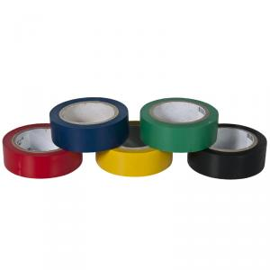 Jackson Electrical Tape In Red Colour 1.8 cm