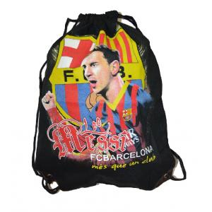 Kag Black Multipurpose Backpack, Size: 50 cm