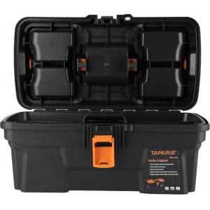 Taparia Plastic Tool Box with Organizer, PTB 16