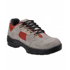 Vmax L2 Suede Leather Safety Shoes, Size: 6