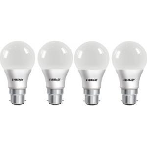 Eveready 5W B-22 LED Bulbs (Pack of 4)