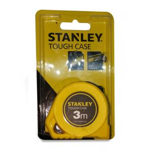 Stanley 3m Tough Case Short Tape Rules, STHT36000-812, Width: 13mm (Pack of 6)
