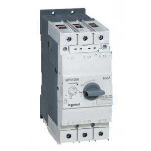 Legrand MPX³ 100H-3P Thermal Magnetic MPCBs, 4173 71