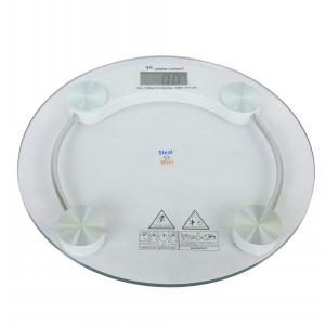 Stealodeal 150kg Digital Round Body Weighing Scale, RW_150