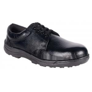 Four Star FR-003(M3) Steel Toe Formal Safety Shoes, Size: 9