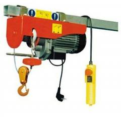 Damar 500Kg 20m Mini Electric Wire Rope Hoist