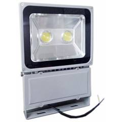 EGK 100W Double Lens Cool White LED Flood Light with Free Urja Lite 4 Pieces 7W LED Bulb