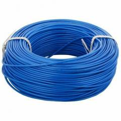 RC Bentex Suraksha 1 Sq mm 180m Blue Copper Multi Strand FR Industrial Wire, PXWS8BL0146