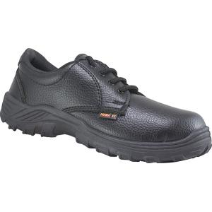 Prima Classic XF Steel Toe Black Safety Shoes, Size: 11