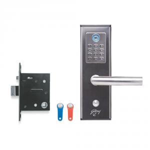 Godrej I-Secure Keypad Mortise Electronic Lock (Right), 3343