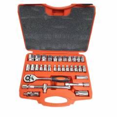 MLG Tools 32 Pieces Socket Set, MLG-2021