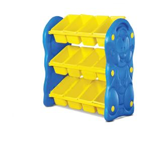 Playgro Plastic Toy Shelf For Kids, PGS-506
