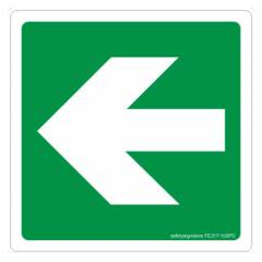 Safety Sign Store Arrow-Graphic Sign Board, FE317-210PC-01