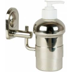Abyss ABDY-0363 Glossy Finish Stainless Steel Liquid Soap Dispenser