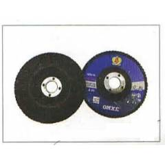 Omxe Flap Discs, Size: 4 Inch (20 Pieces)