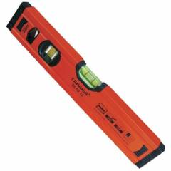 Freemans Box Section Aluminum Levels with Magnetic Base, Length: 300 mm, Vails: 3
