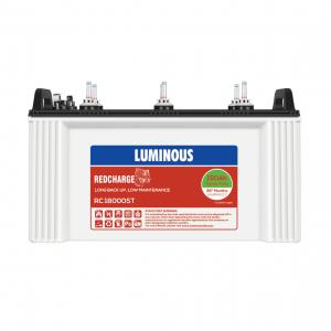 Luminous 150Ah ST Red Charge 18000 Tubular Battery