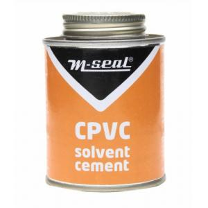 M-Seal 50ml Tin Pack CPVC Solvent Cement (Pack of 5)