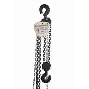 Kepro Plus ISI Marked 10 Ton 3m Lift Chain Pulley Block, KP100403
