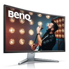 Benq 31.5 Inch Flicker Free LED Monitor, EX3200R