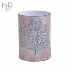 Height of Design HODNL73 Blue Gold Tree Night Lamp