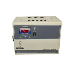 Rahul H-50140a Digital 5kVA/20A/In Put 140-280V 3 Step Best Suitable For 2 Tons Air Conditioners Automatic Digital Voltage Stabilizer
