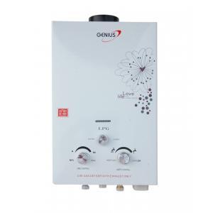 Genius GB2 ECO Mini Gas Water Heater, Capacity: 6 L