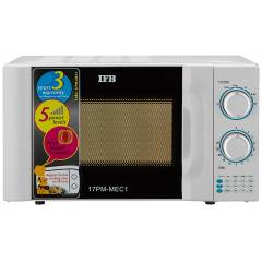 IFB 17 Litre White Solo Microwave Oven, 17PM MEC 1