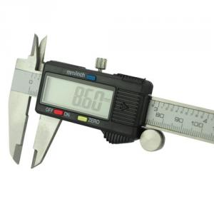 Tiny Deal 150mm SS Digital Vernier Caliper Vernier with LCD Display