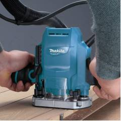 Makita Plunge Type Router, M3601B, Collet Capacity: 8 mm