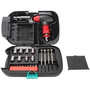 Turner 25 Pieces Portable Flashlight Tool Box, TS900