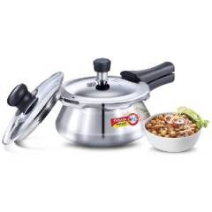 Prestige Deluxe Alpha Handi 1.5 Litre Induction Base Pressure Cooker, 20614
