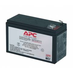 APC Replacement Battery Cartridge for UPS, RBC2