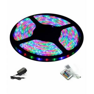 RYNA LED Strip Light SMD RGB Colour Changing -5m (Non Water Proof)