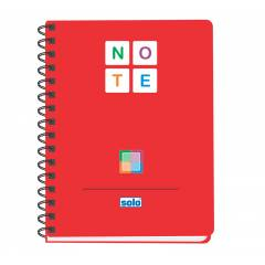 Solo Note Book, NA578, Size: A5