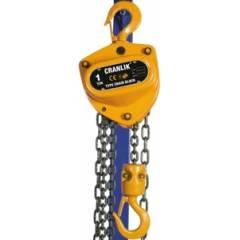 Cranlik 11kg Heavy Duty Chain Pulley Block