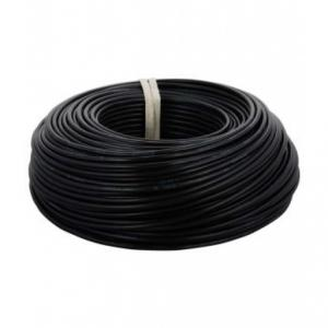 Finolex 0.75 Sqmm 100m 14 Core PVC Black Flexible Cable, 17014