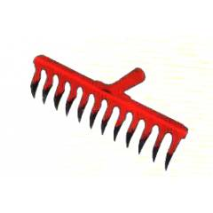 Garden Tools Twisted Type 12 Teeth Garden Rake, GRT- 93
