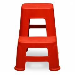 Admirable Buy Nilkamal Stool 21 Bright Red Plastic Step Tool Stl21Brd Cjindustries Chair Design For Home Cjindustriesco